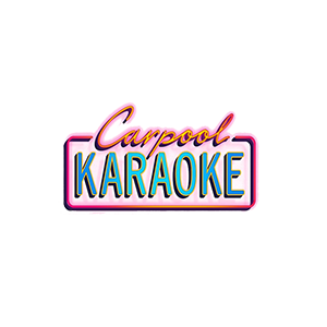 carpool KARAOKE logo